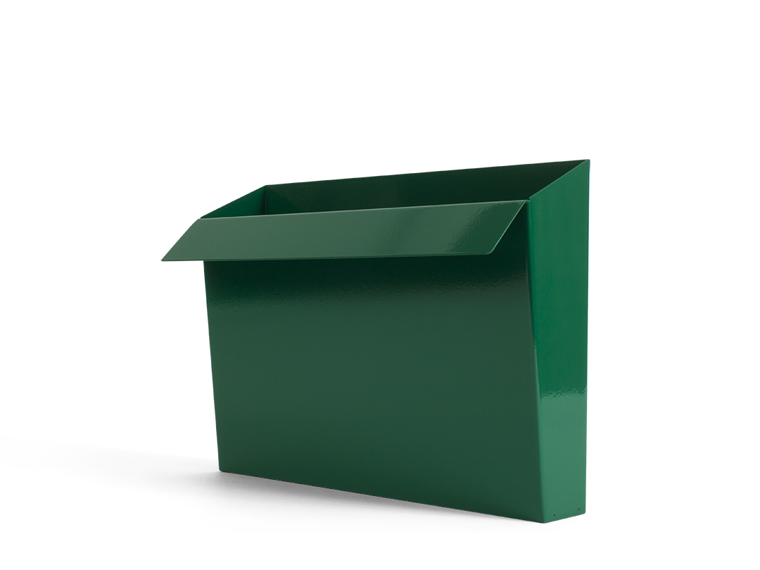 WallHolder Emerald Green-Officers-201DesignStudio