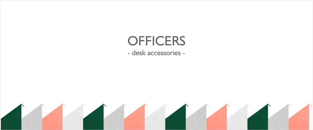 Officers Desk Accessories